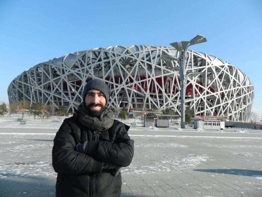 I am from prato un architetto a pechino - Architetto prato ...