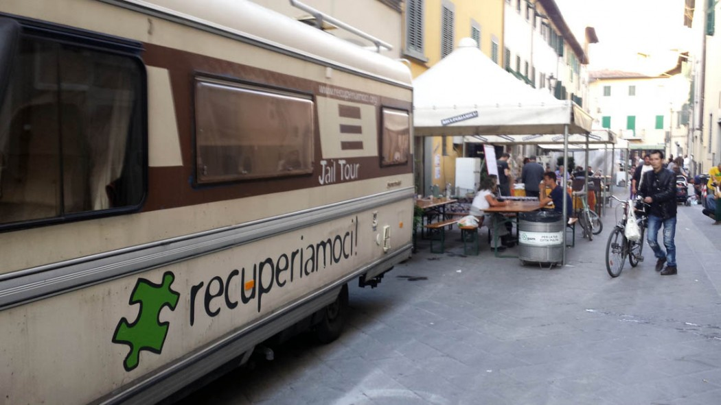 """Prato: """"Un'ora sola ti vorrei"""" in via Pier Cironi"""