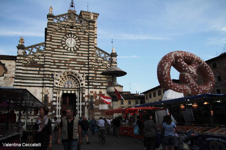 Prato tornano i sapori europei nel mercato di piazza duomo for Mercato prato
