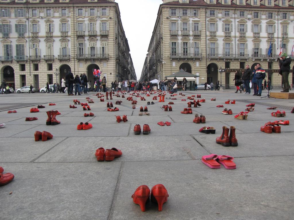 Torino 2013 - Foto Amnesty International