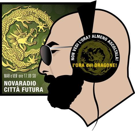 Dragone Novaradio quad verde