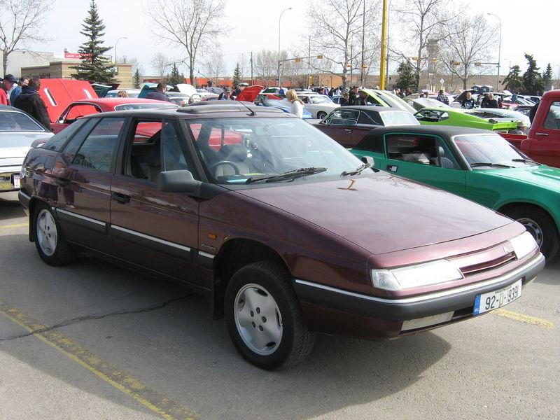 Citroen XM - 1990