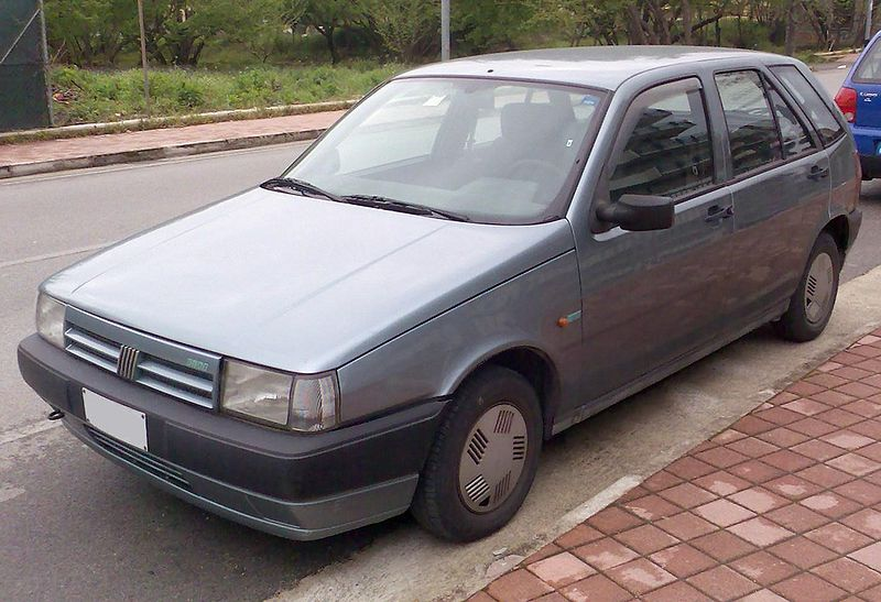 Fiat Tipo - 1989