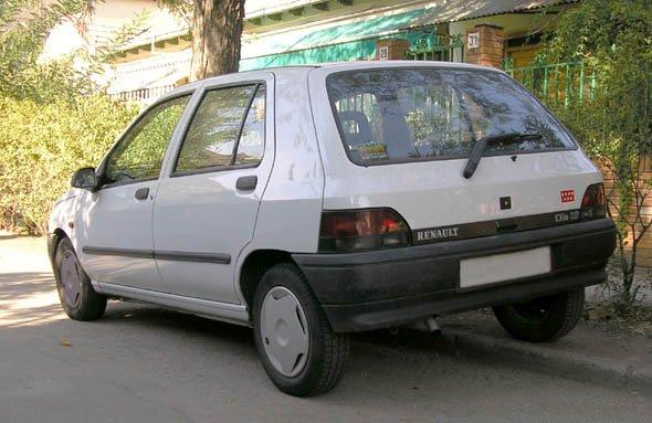 Renault Clio - 1991