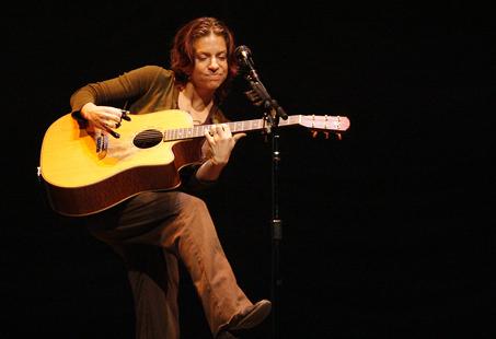 Ani DiFranco in concert