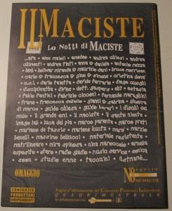 """Le band de """"Le notti del Maciste"""" al Cencio's"""