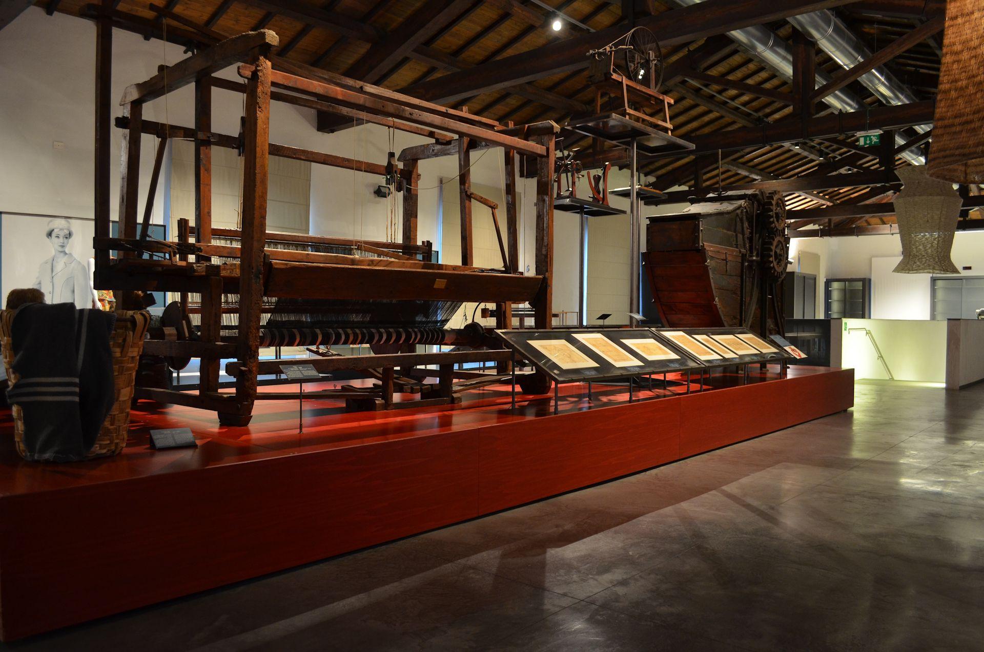museo del tessuto di prato - photo#11