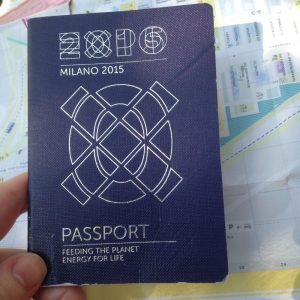 il passaporto di Expo