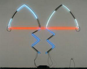 Keith SONNIER-Florentine Neon#1_1983