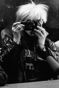 Maria Mulas Andy Warhol 1987