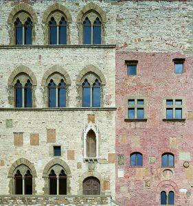 Palazzo Pretorio-particolare