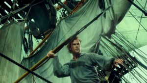 in the h of sea