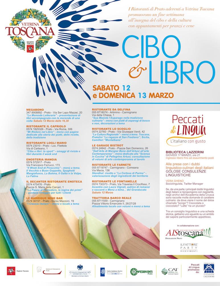 Cibo&Libro
