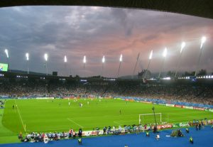 Lo stadio di Francia Italia - via Wikipedia