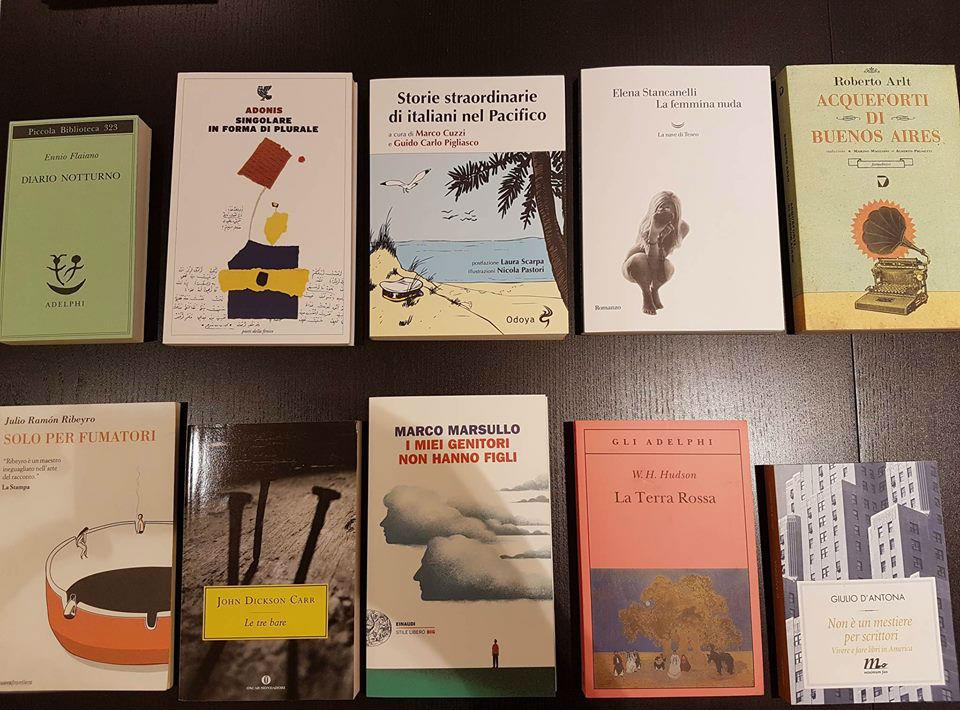 10 libri da leggere in vacanza pratosfera for Libri da leggere