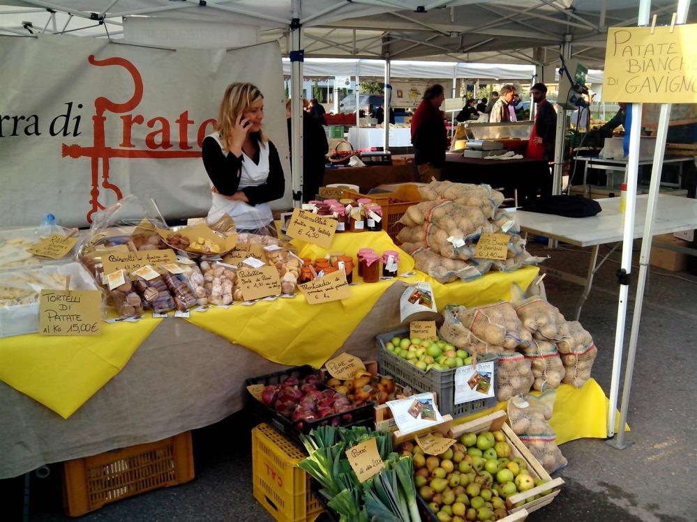 Terra di prato il mercato agricolo pratese senza for Mercato prato