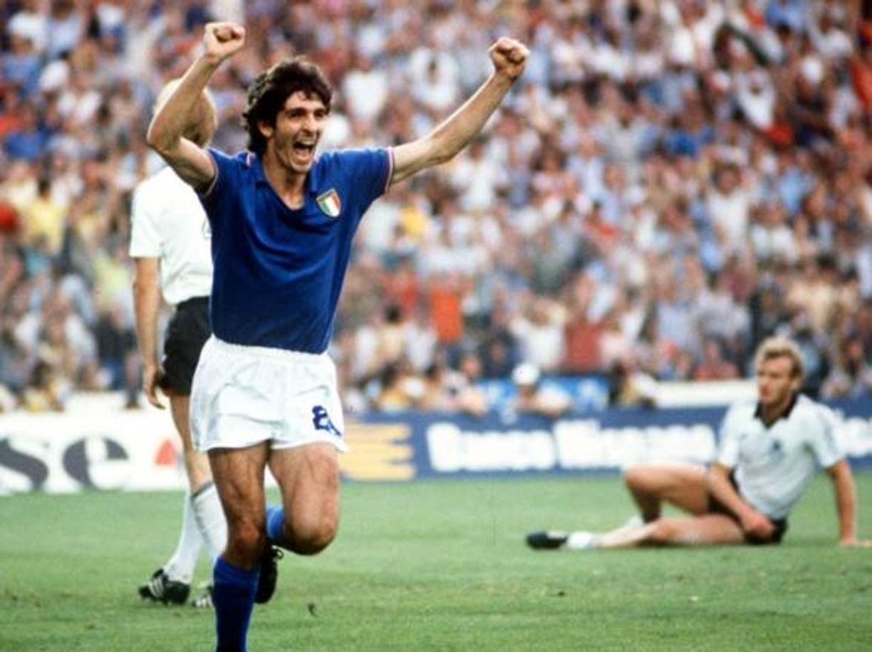 """Pablito Great Italian Emotions"""" Paolo Rossi Prato e l Italia"""