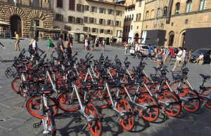bike sharing firenze