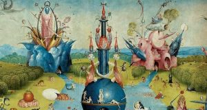 Il giardino dei sogni - Bosch