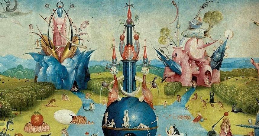 Ecco Il Giardino Dei Sogni Il Documentario Su Bosch Al