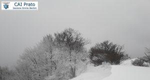 neve val di bisenzio