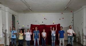 corso di circo percorsi d'arte