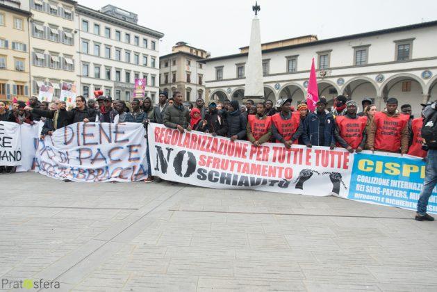 Corteo Firenze Idy Diene Pratosfera-14