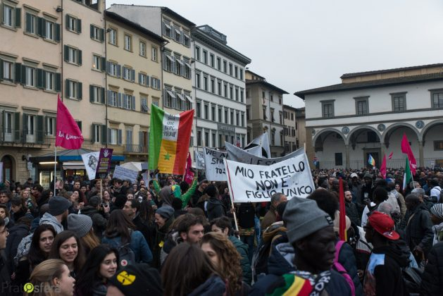 Corteo Firenze Idy Diene Pratosfera-16