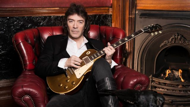 Steve Hackett Pistoia blues 2018