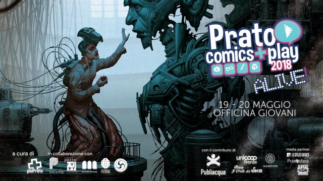 prato comics play 2018