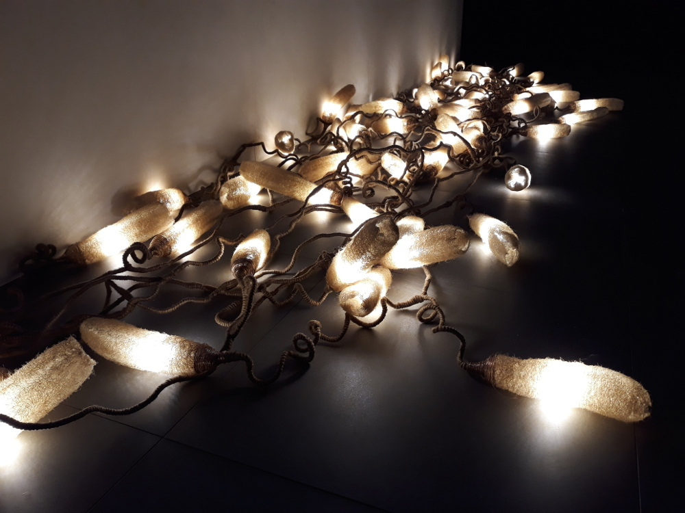 contemporary chinese fiber art