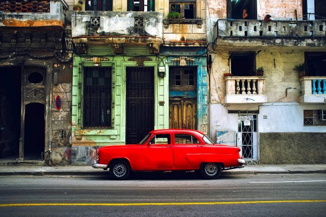 Piazza cubana