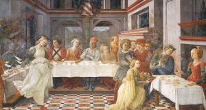 Filippo Lippi affreschi Prato