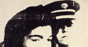 Andy Warhol_Jacqueline, 1964-dettaglio