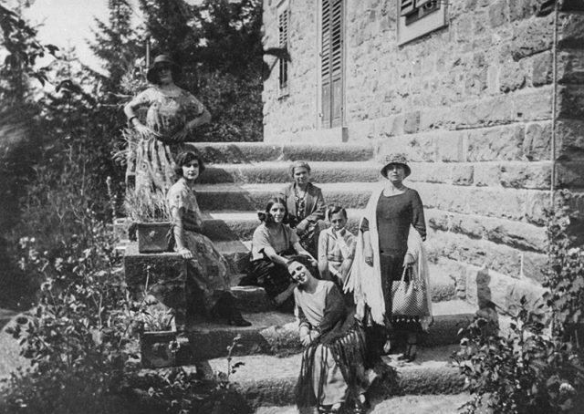 Villa Buccioni - Montepiano
