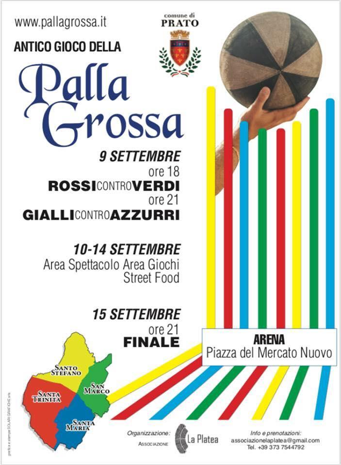 Palla Grossa 2018