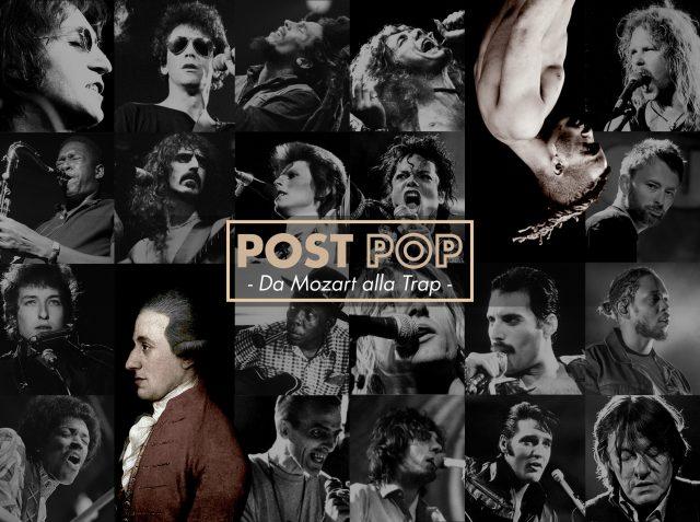 post pop da Mozart alla Trap