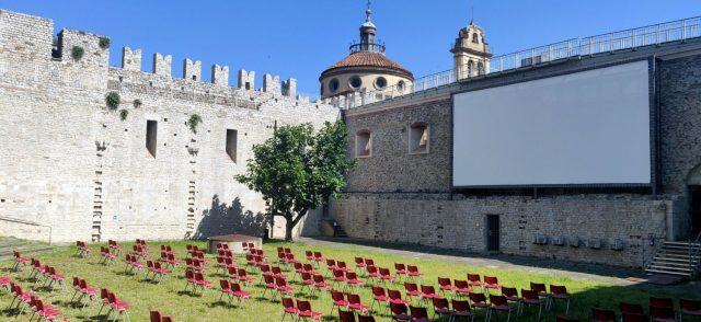 cinema castello dell'imperatore