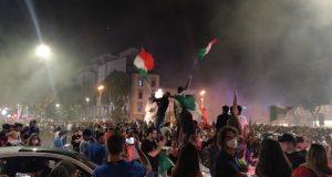 vittoria italia europei 2021 prato