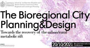 città bioregionale